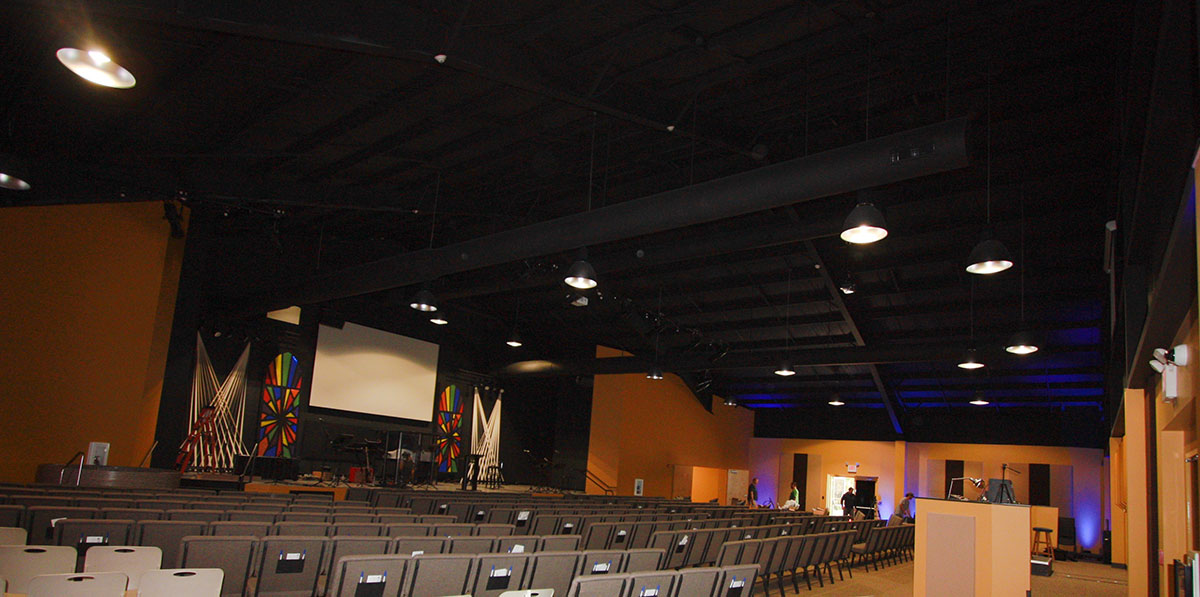 Spain Crossroads Community Church